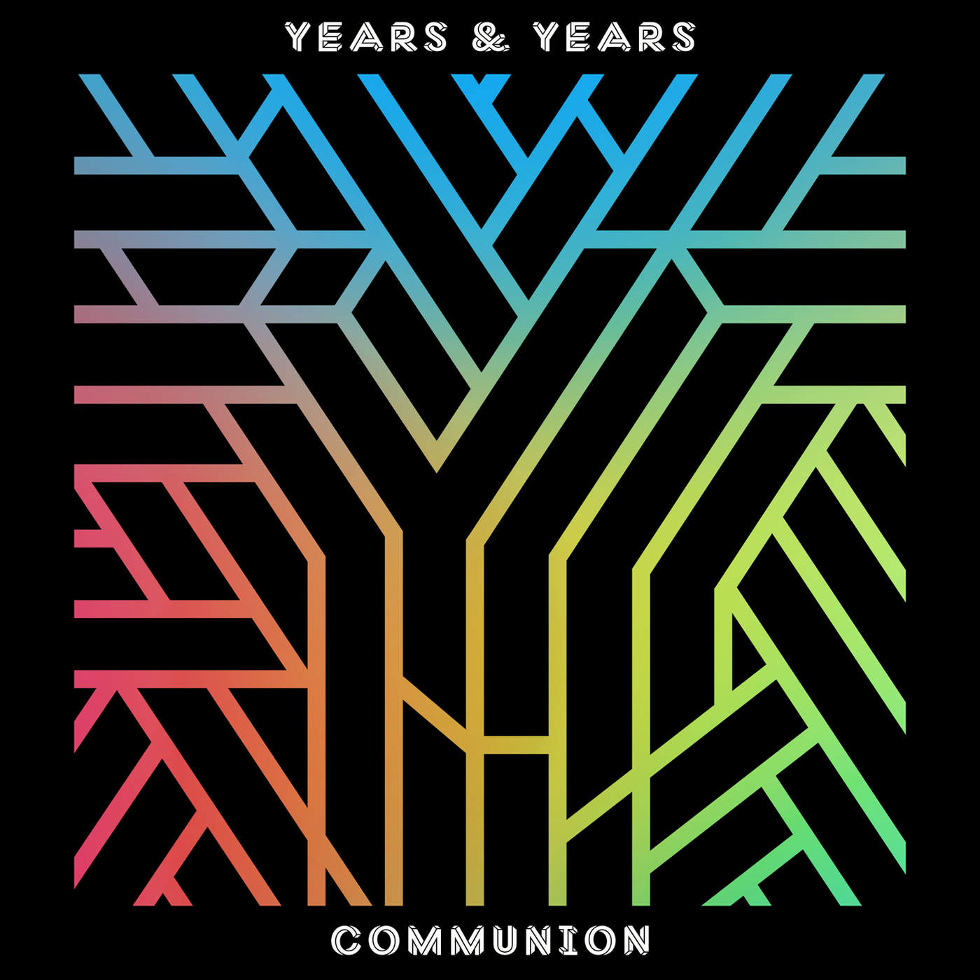 Years & Years — Communion [Polydor][4728041](2015)