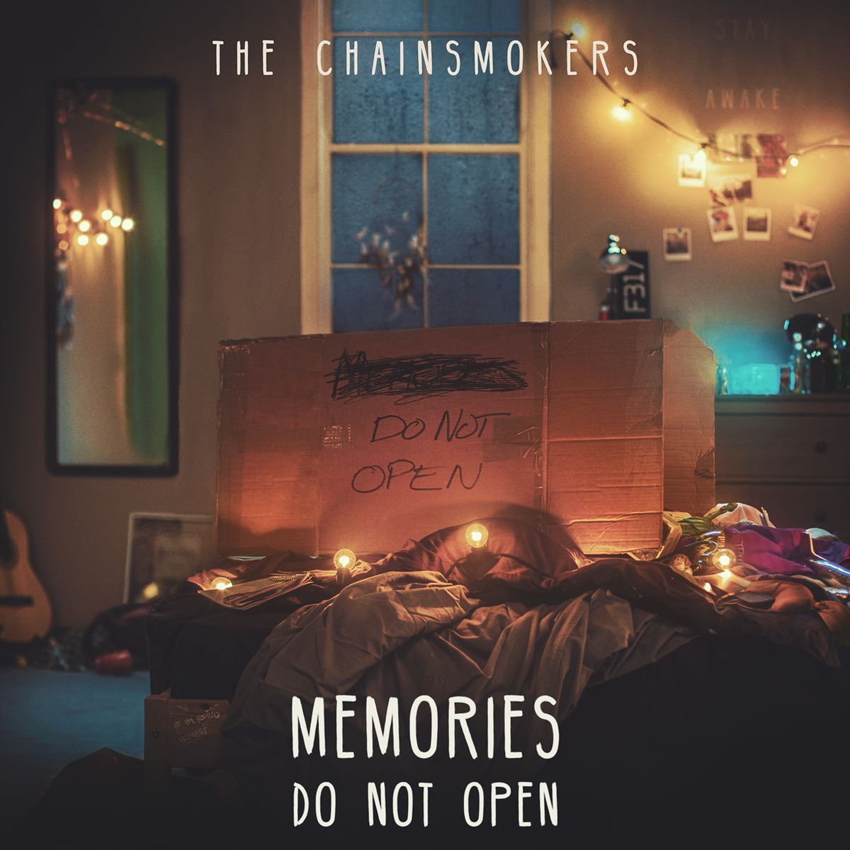 The Chainsmokers ‎– Memories... Do Not Open [Disruptor Records][88985428432](2017)