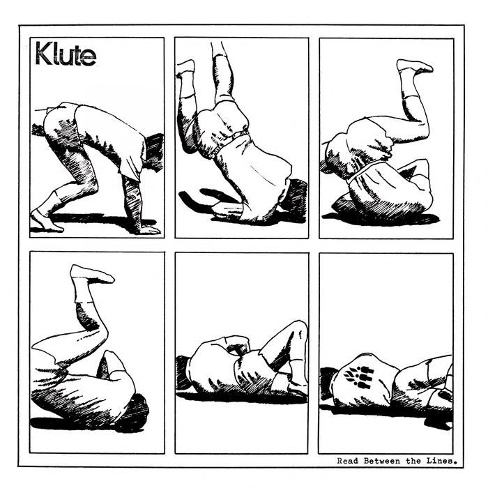 Klute — Read Between The Lines [Commercial Suicide][SUICIDECD18](2017)