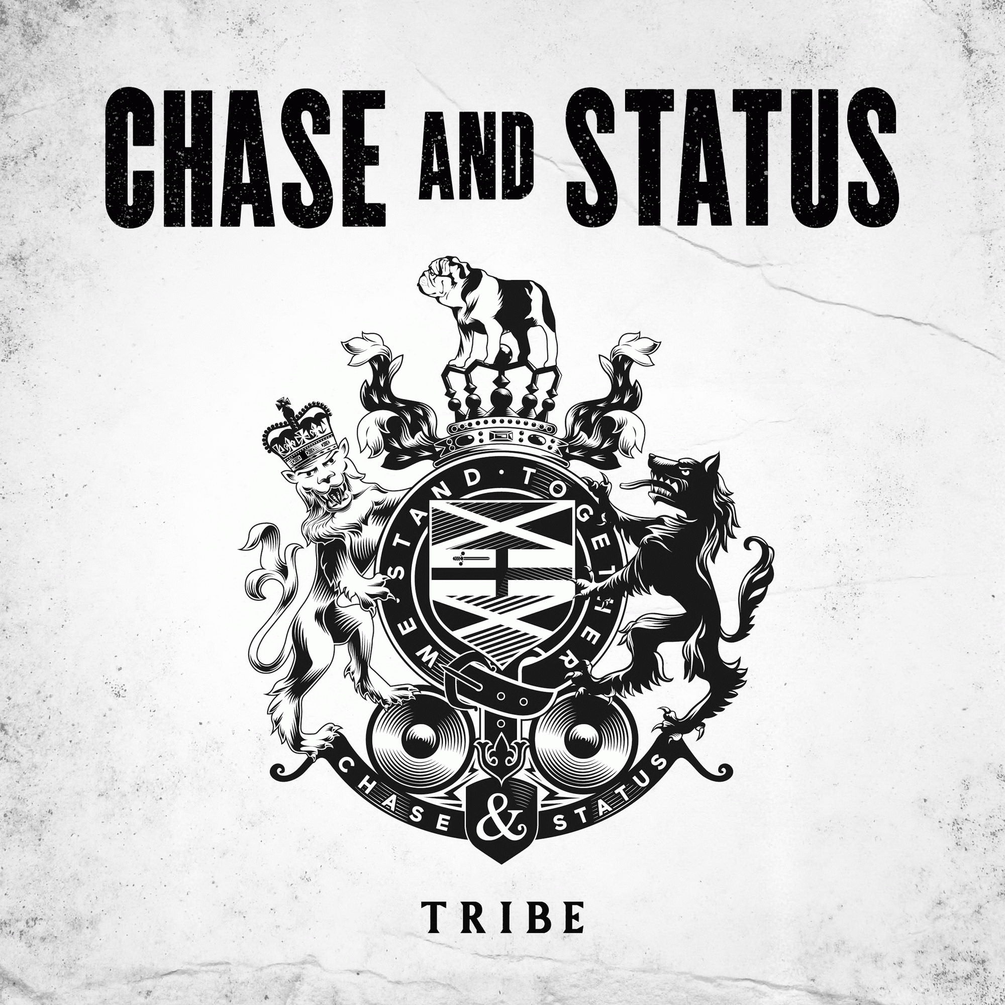 Chase & Status — Tribe [EMI Records][n/a](2017)