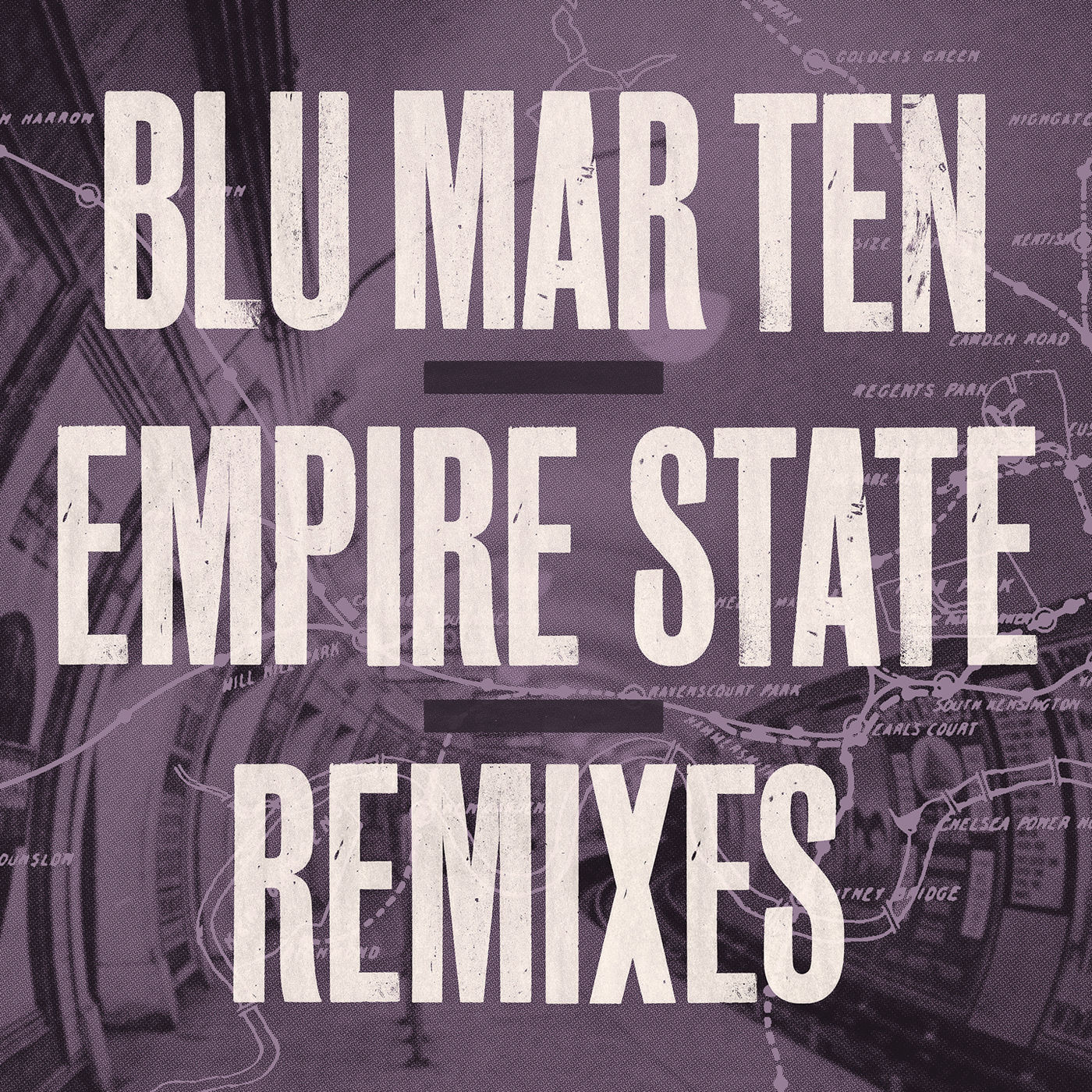 Blu Mar Ten — Empire State Remixes [Blu Mar Ten][BMTCD010](2018)