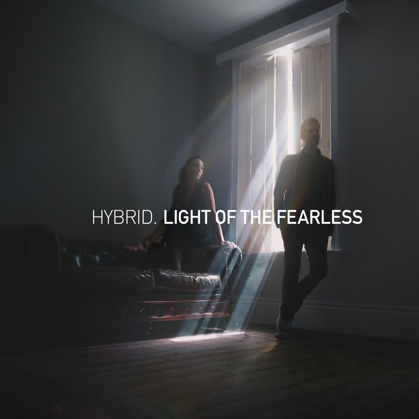 Hybrid — Light Of The Fearless [Distinct'ive Records][DISN245](2018)