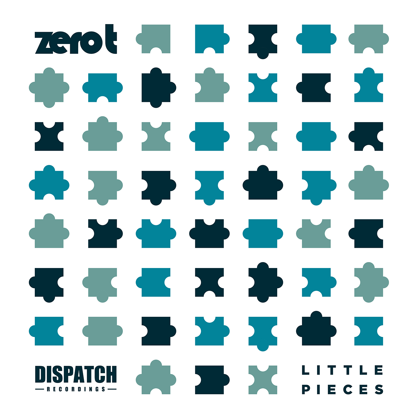 Zero T — Little Pieces [Dispatch Recordings][DISZTLP002](2018)