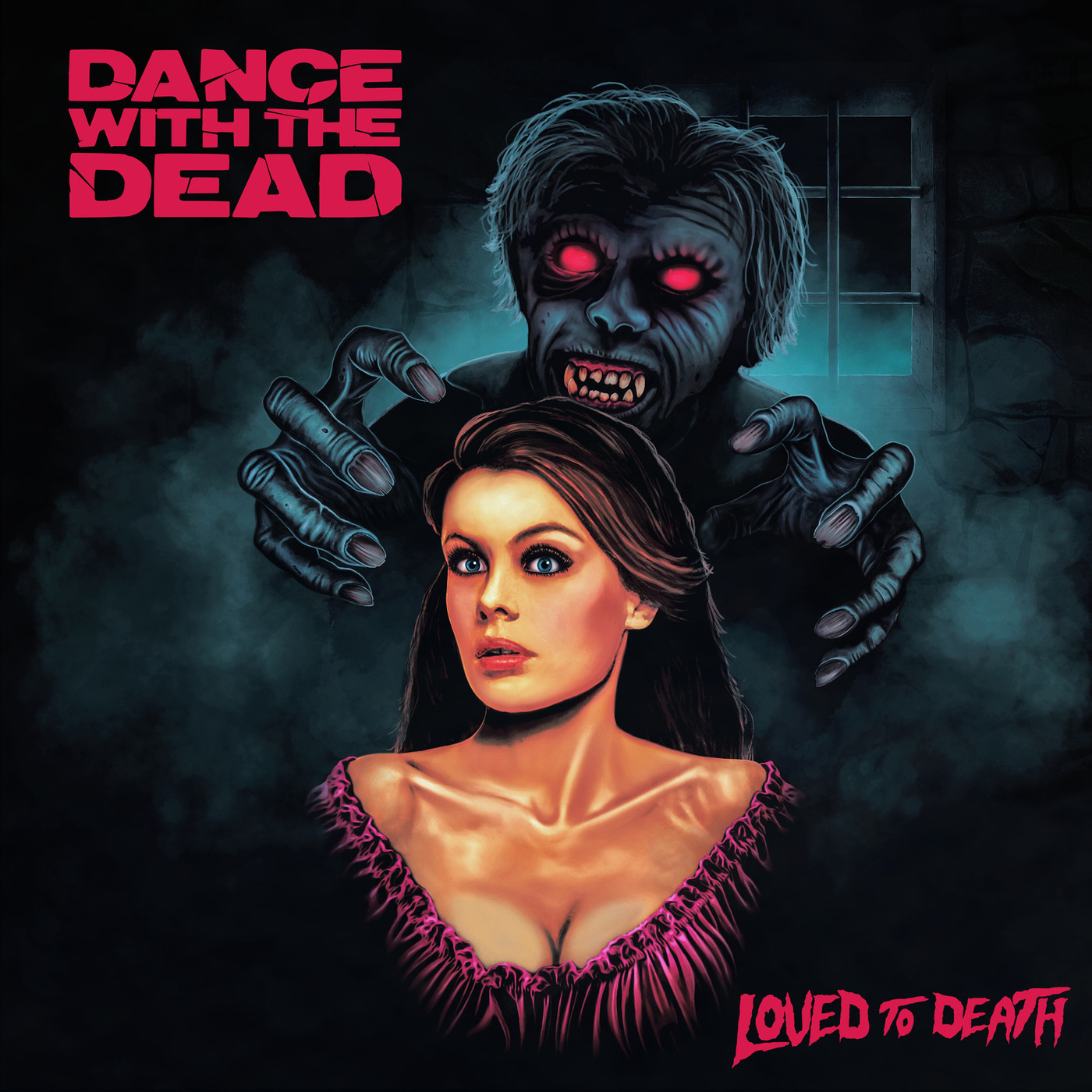 Dance With The Dead — Loved To Death [n/a][n/a](2018)