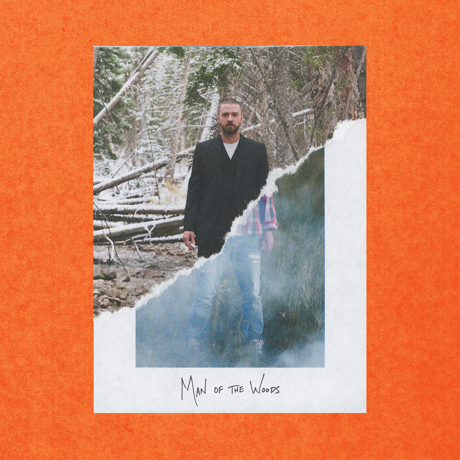 Justin Timberlake — Man of the Woods [RCA, Wright Entertainment Group, LBI Entertainment, Sony Music][19075813212](2018)