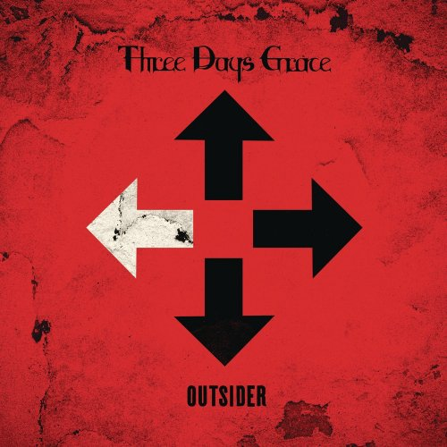 Three Days Grace — Outsider [RCA][19075843582](2018)