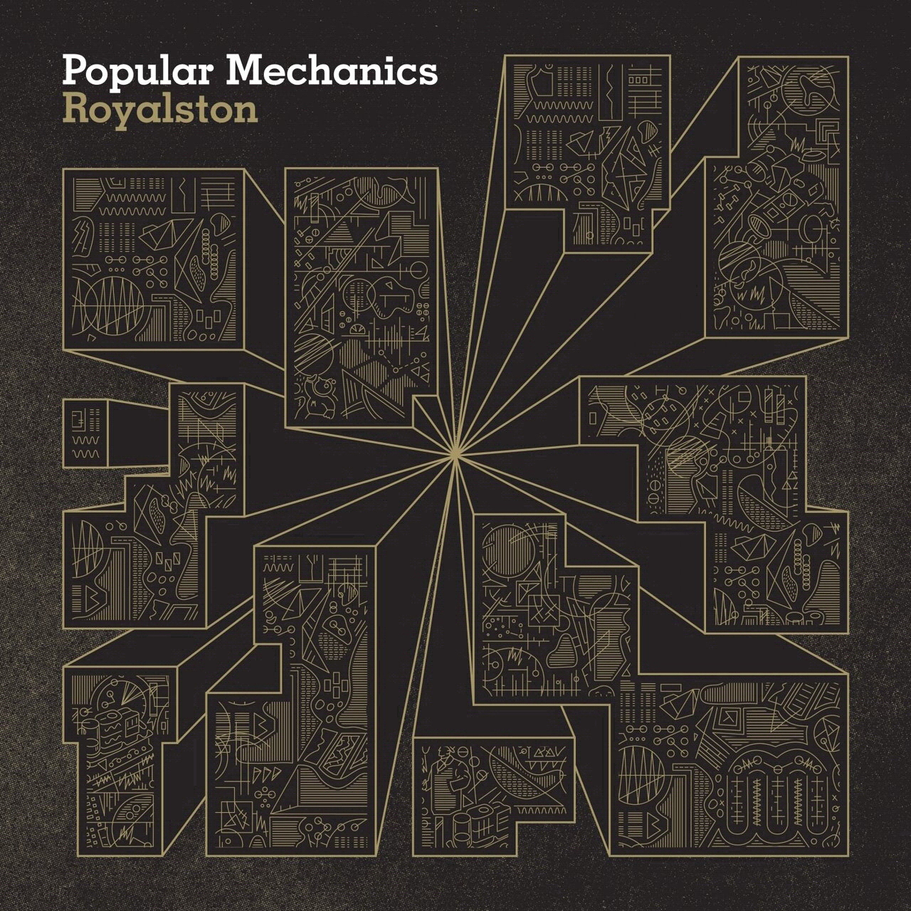 Royalston — Popular Mechanics [Med School Music][MEDIC71](2017)