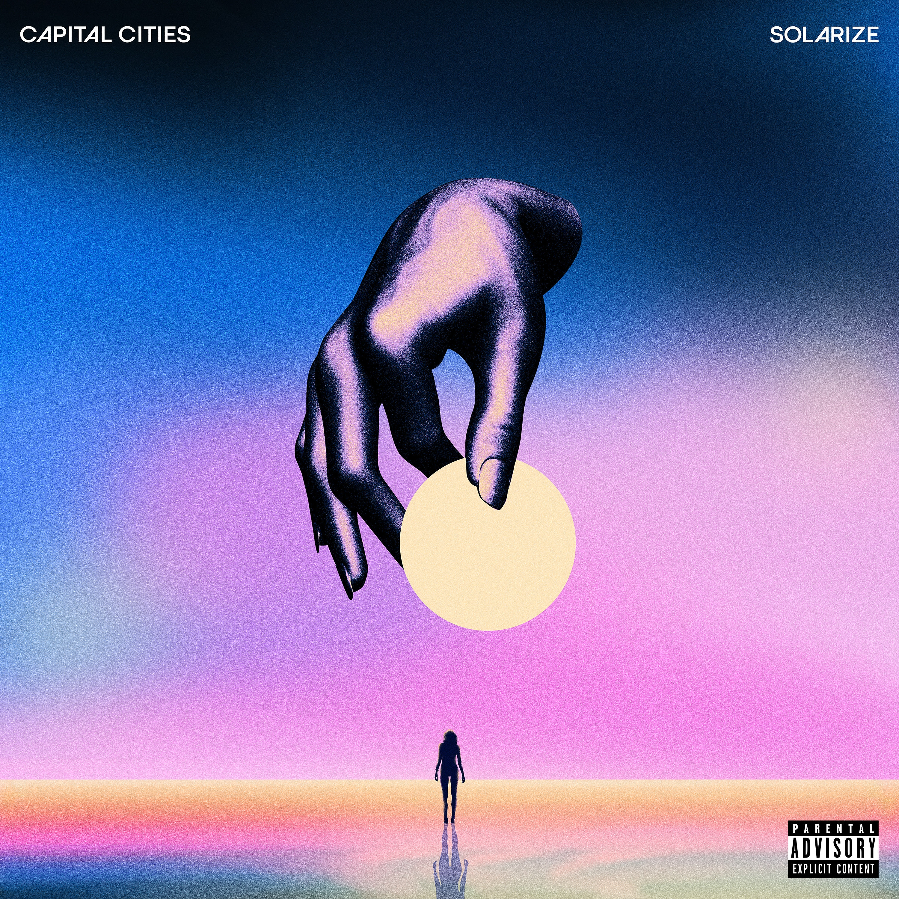 Capital Cities — Solarize [Capitol Records][00602567781110](2018)