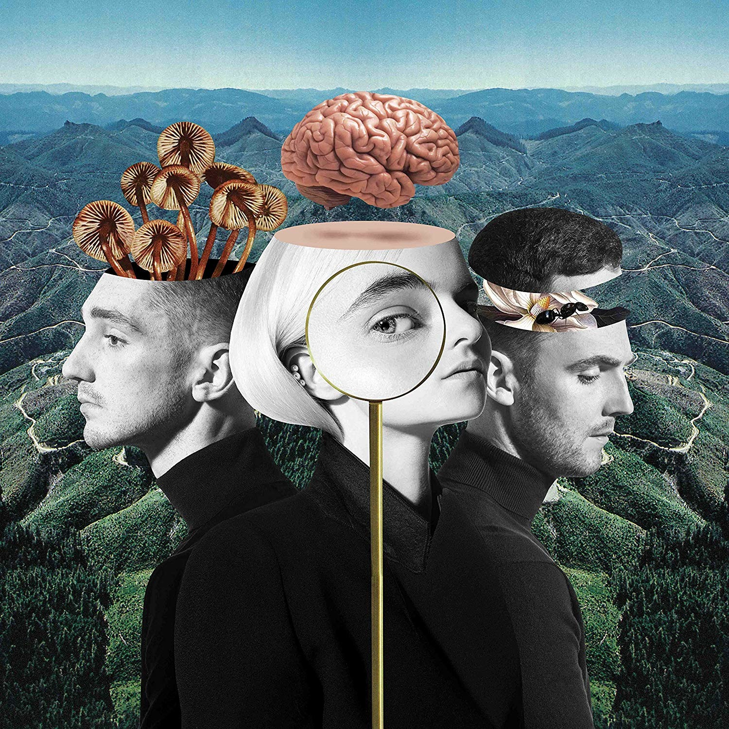 Clean Bandit — What Is Love [Atlantic][0190295552589](2018)
