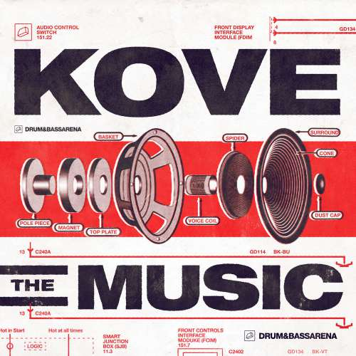 Kove - The Music(2019)
